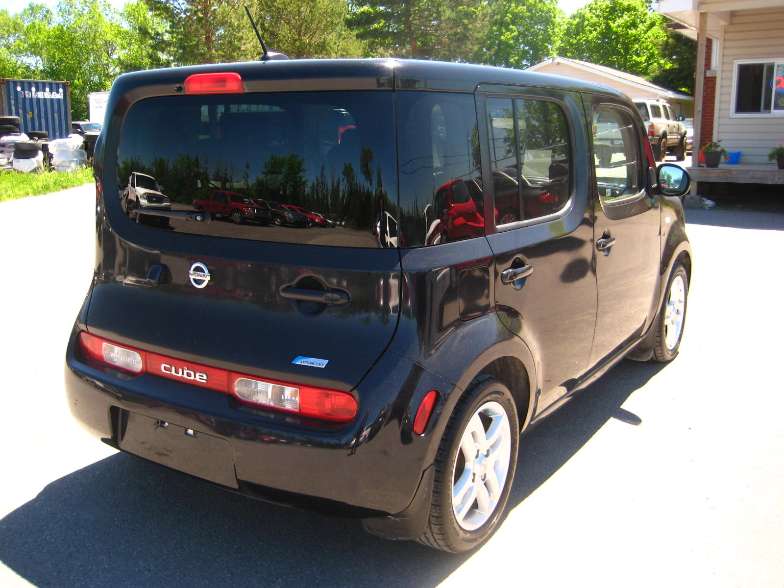 100 Nissan Cube Interior Accessories 2009 Nissan